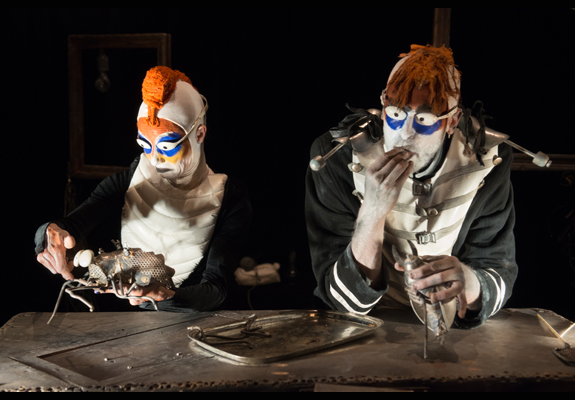Macbêtes théâtre La Licorne au Mouffetard théatre des arts de la marionnette photo